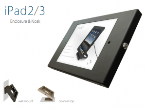 iPad Enclosure & Kiosk