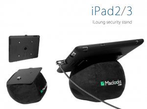 iPad iLoung Security Stand