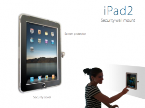 iPad Security Wall Mount