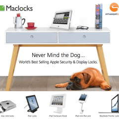 Maclocks is now available in Turkey at Elmasepeti.com