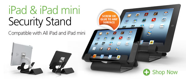 ipadholder608universal tablet holder with a lock by Maclocks261-1