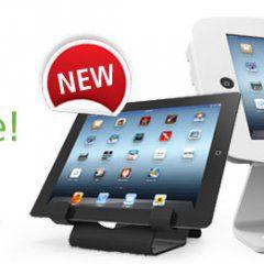 Maclocks iPad 5 Lock iPad 5 Enclosure iPad 5 stand iPad 5 locks iPad 5 enlcosures iPad 5 stands