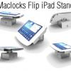 Maclocks Flip iPad Enclosure Kiosk