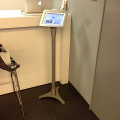 maclocks, iDigital, apple, iPad, iPad Stand, iPad Floor Stand, iPad Kiosk