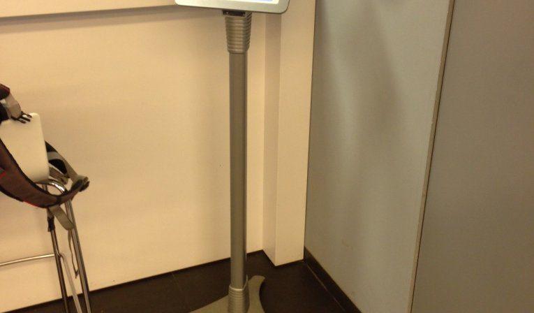 maclocks, iDigital, apple, iPad, iPad Stand, iPad Floor Stand, iPad Kiosk