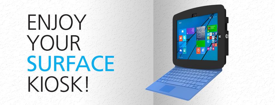 maclocks, lock, enclosure, microsoft, surface, muscrosoft surface, tablet, pro 3