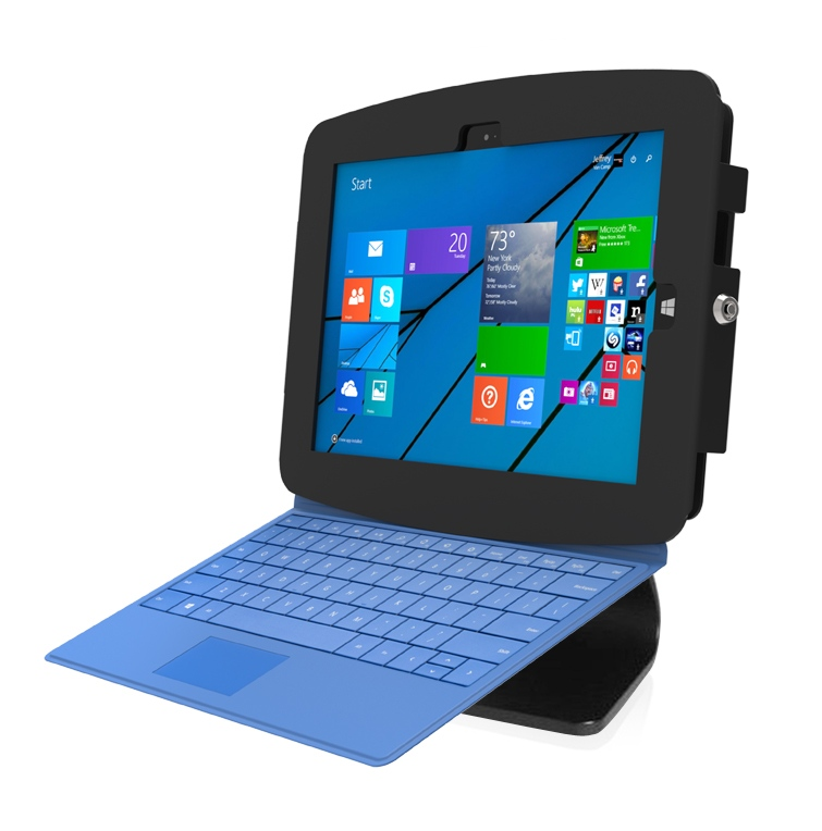 Maclocks Enclosure For Microsoft Surface Pro 3 Wall