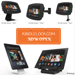 kindle, kindlelock, kindle lock, kindle locks, lock for kindle, locks for kindle, enclosure, kindle enclosure, kindle enclosures, maclocks, compulocks, kindle fire, amazon, amazon kindle, amazon kindle fire, kindle in class