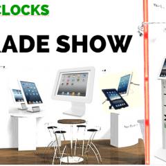 Maclocks at a Trade Show