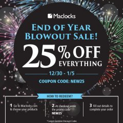 maclocks, sale, end of year, ipad, tablet, security, display
