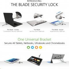 Maclocks The Blade Security Lock
