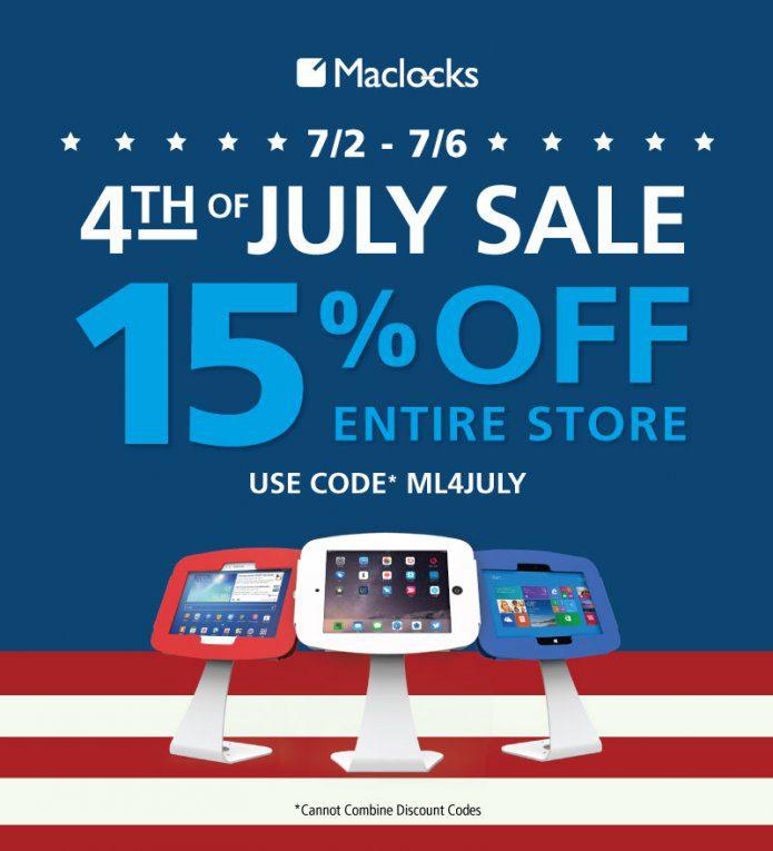 maclocks, lock, mac, july, independence, sale