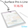 Surface Pro 4 Line