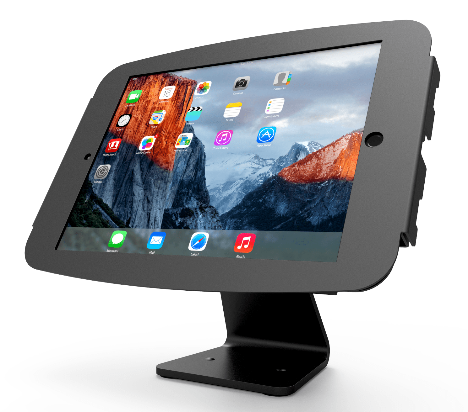 Ipad Pro Kiosk Self Check Is The Newest Trend In Major