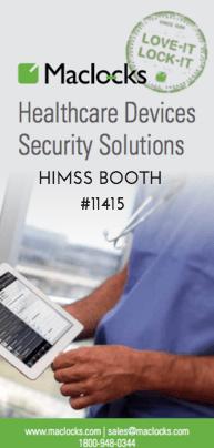 Social Media – HIMSS Booth  11415