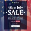 Maclocks 4th of July Sale
