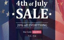 Maclocks 4th of July Sale