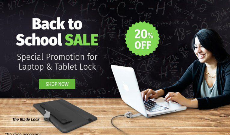 maclocks, back to school, education, laptop, laptop lock