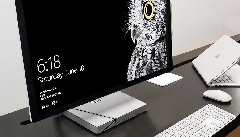 New Surface Studio Lock Brings Complete Security To