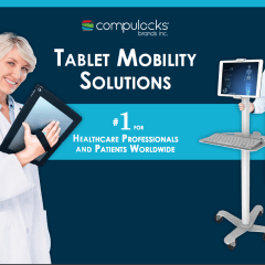 Tablet Mobility for healthcare 8