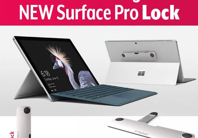 Introducing.... 'New Surface Pro' Lock