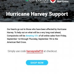 Hurricane Harvey Relief ?
