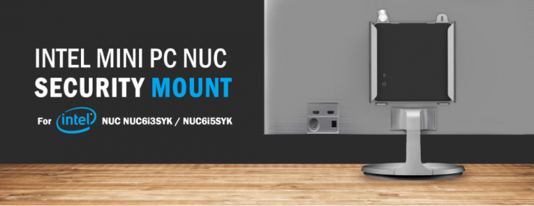 Compulocks Introduces The Best Way to Secure Intel NUC