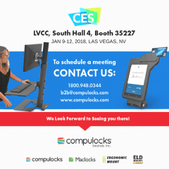 Starting off 2018 with a Bang at CES! 4