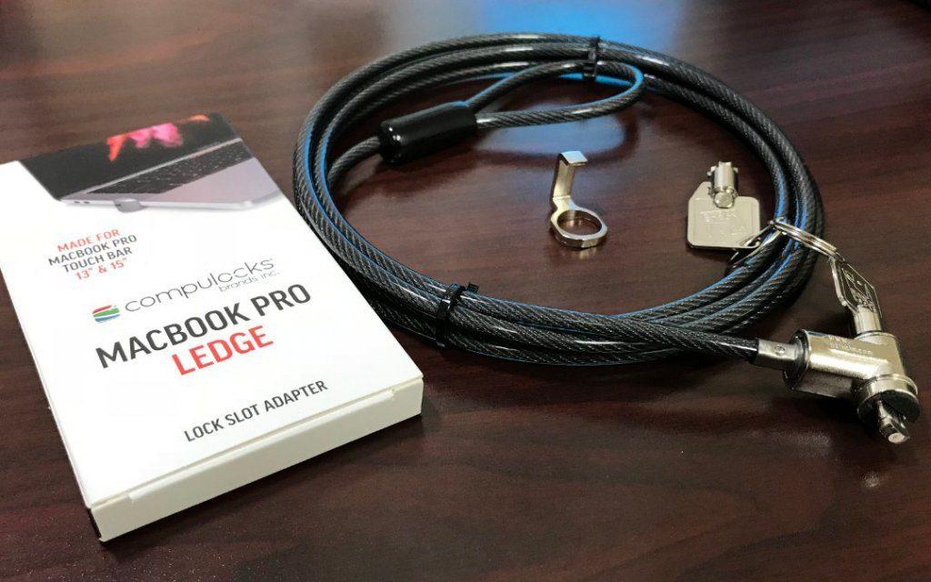 macbook pro security lock adapter