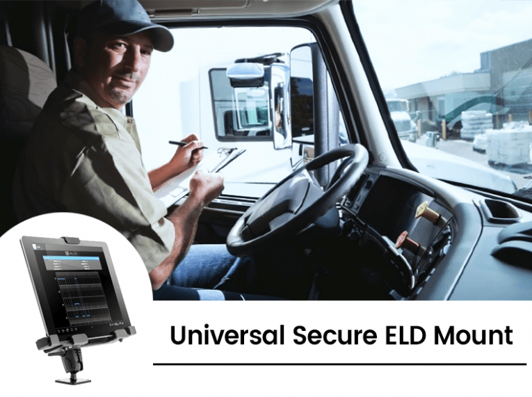 Compulocks Rugged ELD Mounting Solutions 5