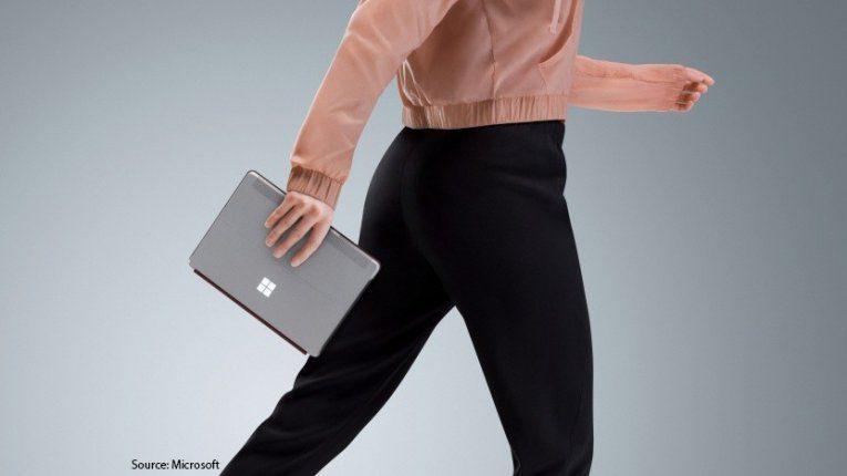 Compulocks Brands introduce the new Microsoft Surface Go Lock