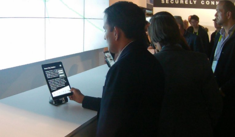 How to use tablet kiosks for digital lead generation on trade shows 4