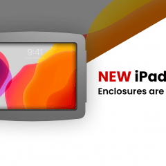 Compulocks' Innovative, Secure and Dedicated iPad 10.2 Display Solutions