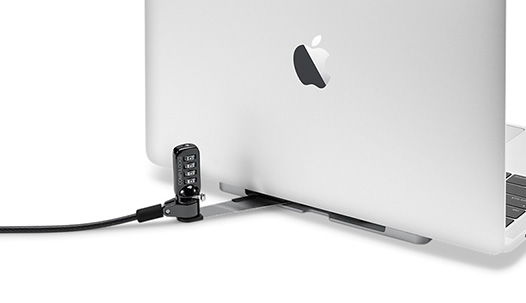 View MacBook Lock - Blade >>
