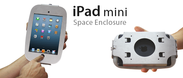 iPad Mini Enclosure Kiosk