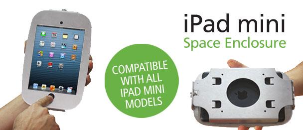 iPad Mini Enclosure Kiosk