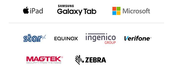 Compatibility logos